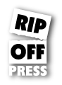 Rip Off Press logo